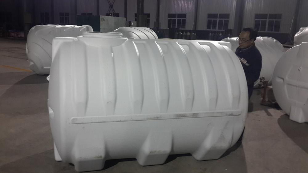 New Design 2015 Much Popular Horizontal Plastic Hdpe Water