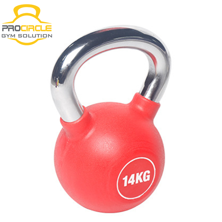 Wholesale China Pink Kettlebell Iron