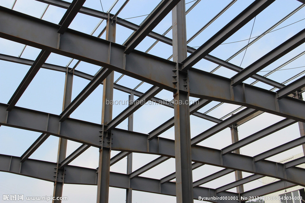 Prefabricated Sheds steel structure building warehouse