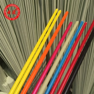 6mm 10mm Solid Fiberglass Pole Rod, FRP GRP Rectangular Tube Pipe Price, Fiber Glass Reinforced Plastic Stick