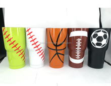 30oz Stainless steel vacuum keep-warm glass baseball cup