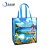 Full Color Personalized Printed Reusable Grocery Shopping Bag