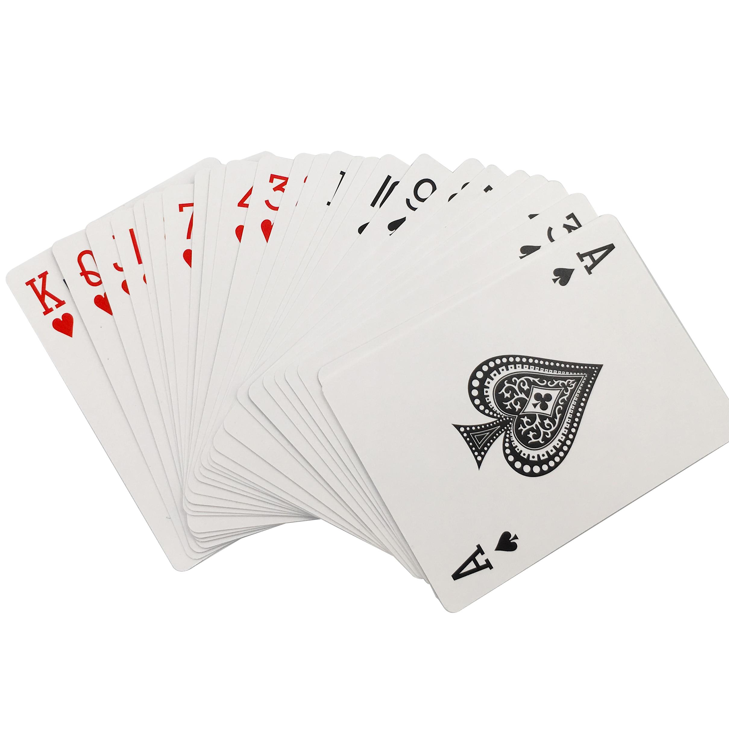 Significato carte da poker
