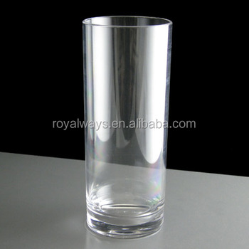 Clear Plastic Water Glasses