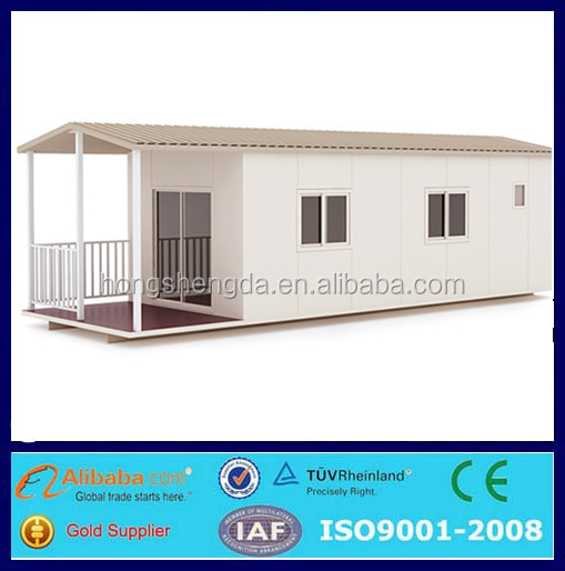 Cheap portable holiday house / mobile cabin for sale