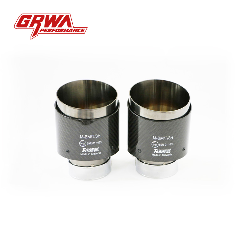 China best quality GRWA exhaust muffler for car