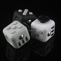 2016 Xmas best selling toy anti stress Fidget Cube baby toy