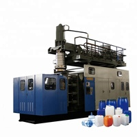 China plastic pallet high speed blow molding machine equipment