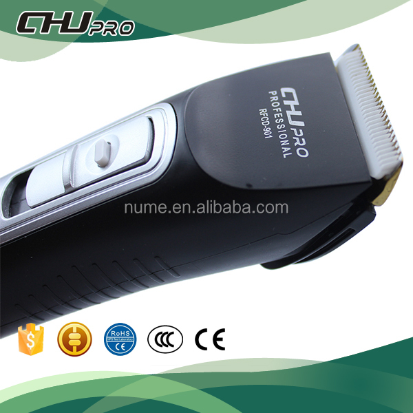 qirui professional hair clipper plastic nail clipper