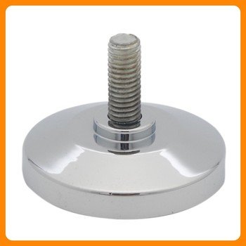 High quality plastic base adjustable threaded glides furniture feet buy high quality modern - Threaded furniture feet ...