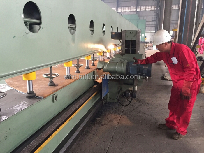 steel structure Elliptical Dished Head For Pressue Vessel