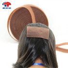 Fashion magic tape hook hair rollers with various colors and easy DIY