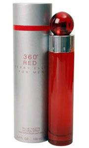 Perry Ellis 360 RED Perfume By Perry Ellis for Women 3.4 Ounce EDP