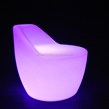 Lovely small comfortable cocktail chair for bar and night club
