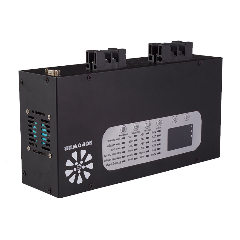 Solar Charge Controller 12v 24v36v 48v 50a Automatic Photovoltaic Solar Panel Controller Lithium Battery Lcd Screen Display Pwm Beautiful And Charming Consumer Electronics
