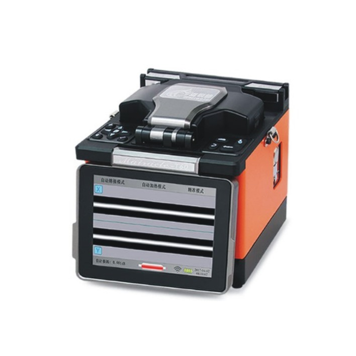 English Version Optical Fiber T60 Fusion Splicer Fiber Equipment Mental Fusion Splicer T60 Auto Heating With Convient Tools Cellphones & Telecommunications