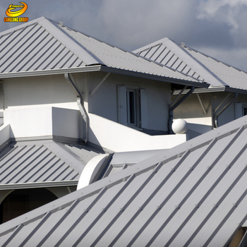 Corrugated Roofing Sheet Zinc Coated Sheet Metal For Sale
