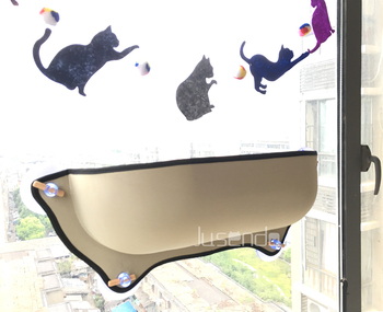 Hot sale Cool Half-Pod Mounted Suction Window Cat Bed