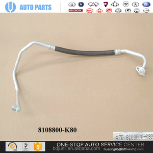 8108800-K80 LOW PRESSURE HOSE ASSY A/C GREAT WALL HOVER H5 ORIGINAL AUTO PARTS AUTOMOTIVE PARTS wholesale