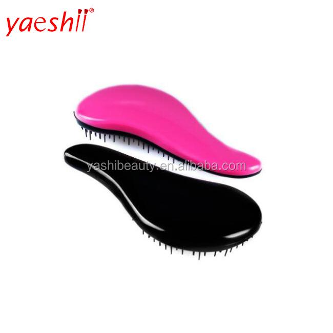 Yaeshii 2019 Hot Product Customized Detangling Brush Hair Comb