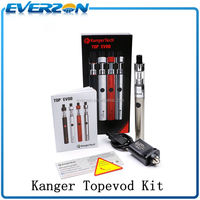 Authentic Kangertech TOP EVOD Kit Kanger TOPEVOD Starter Kit with 1.7ml TOPTANK EVOD 650mAh Battery