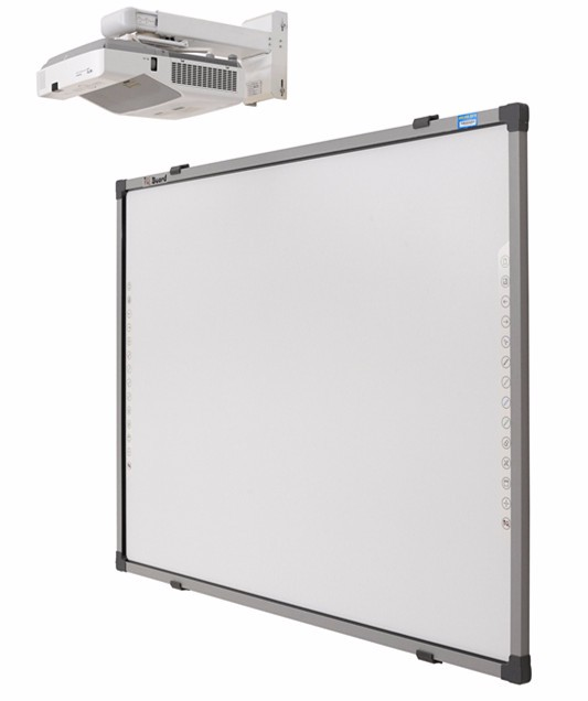 Smart board USB interactieve whiteboard digitale whiteboard met projector