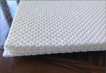 Medical absorbent cotton wool piece absorbent pad for hospital used like gauze for bedpan