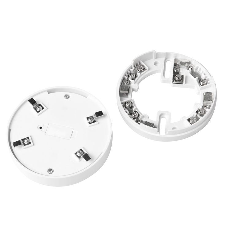 restaurant wired smoke detector dustproof and mothproof CE EN standard