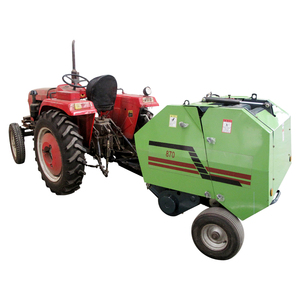 factory supply high quality hay and straw baler machine