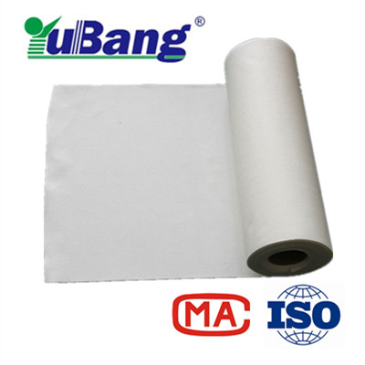polyester waterproof and oil proof needle punched nonwoven fabric felt water and oil repellent filter cloth