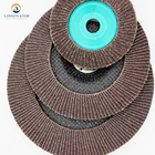 Diamond flap disc abrasive dental zirconia