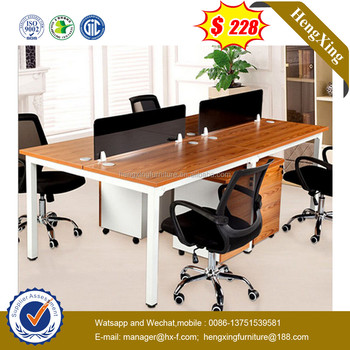 Metal Library Furniture Reading Table Conference Table(UL MFC229)