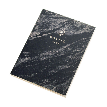 Cheap Paper Cover Material Printing Notebooks