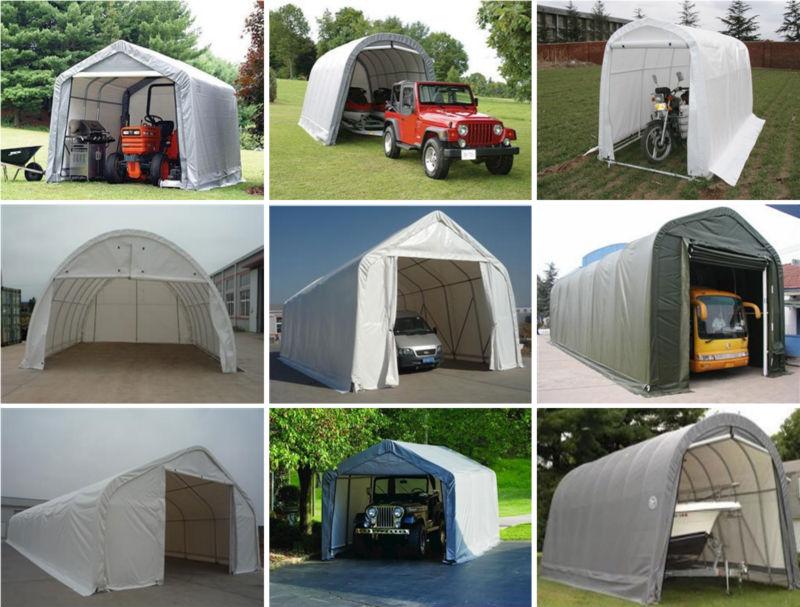 Retractable Carport Shelter - Buy Retractable Carport ...