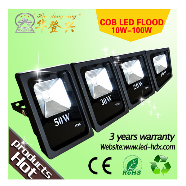 New design most popular manufactory ningbo 20watts outdoor led flood lighting