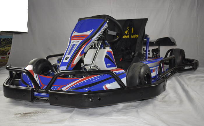 110cc Racing Go Kart for Kids with Zongshen Engine