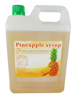 Taiwan pineapple concentrated fruit juice