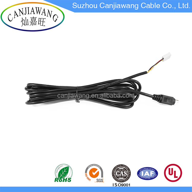 Wholesale Price Computer Peripheral Cable Mouse Cable with 6 Pin Connector