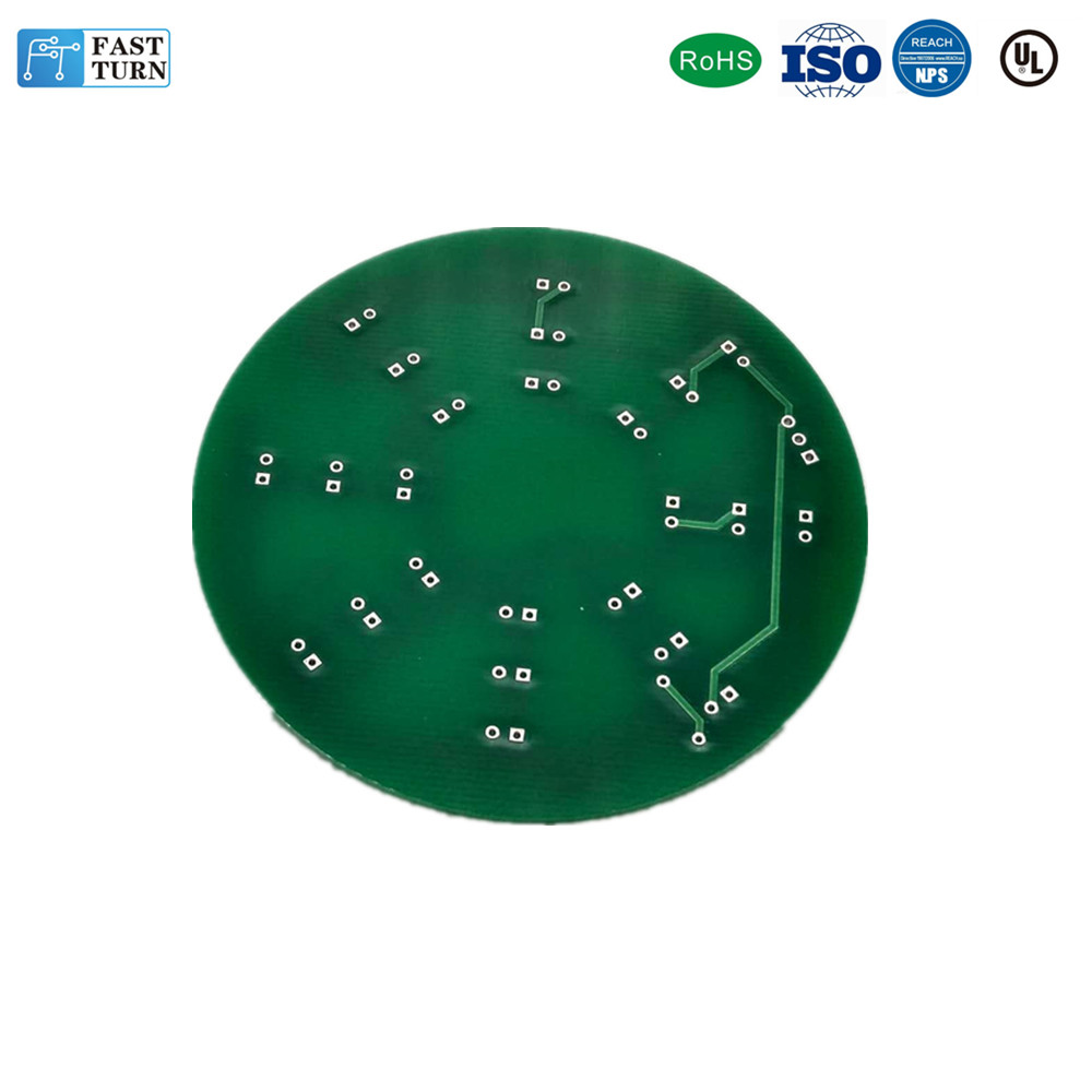 Prototype 2 Layer Pcb Board Suppliers 94vo Circuit Six Hasl Lf And Manufacturers At