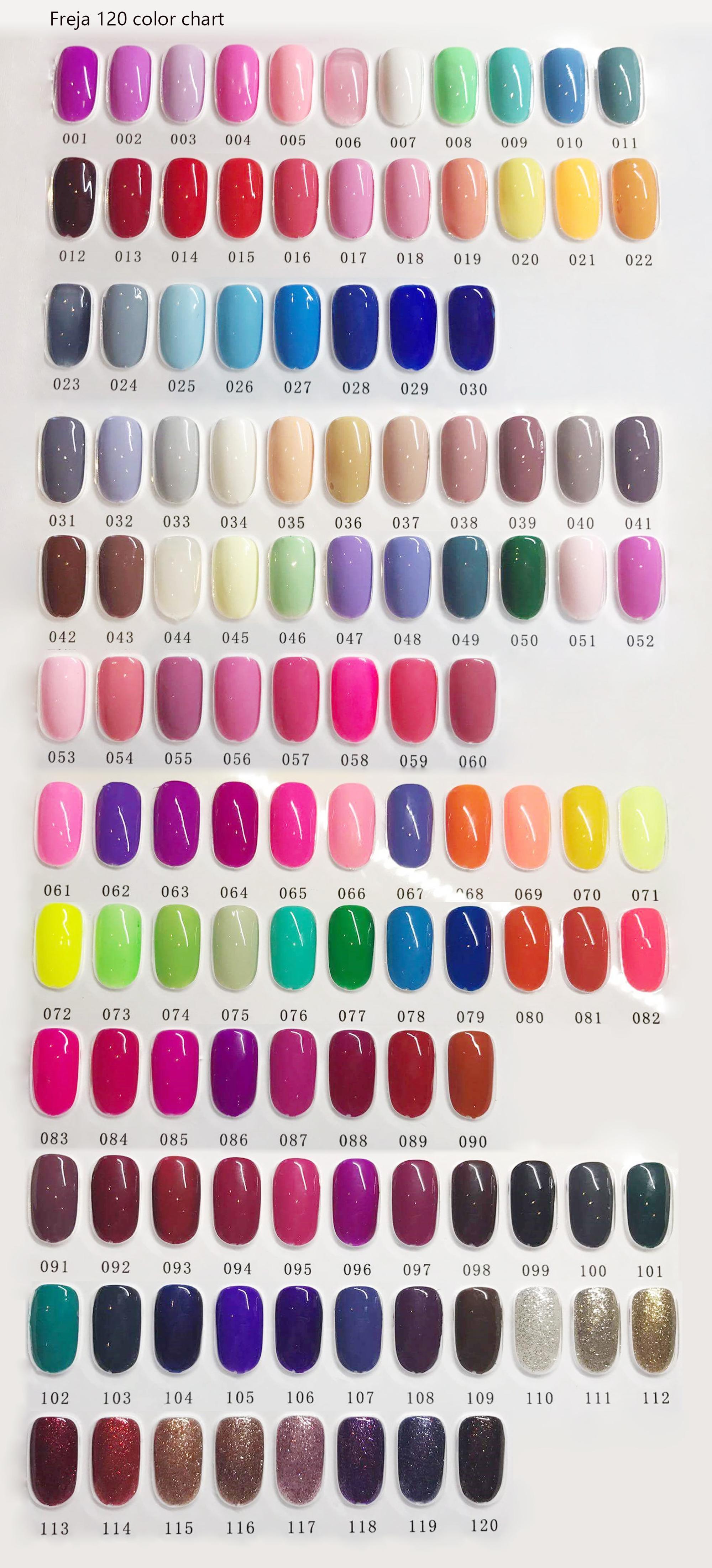 Caixuan Freja 120 Nuevos Colores Gel Esmalte De Uñasesmalte Gel Esmalte De Uñas Gel Uv Primavera Colores Para Uñas Arte Diseño Buy Color Gel