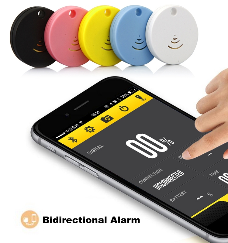 hot selling products personal alarm bluetooth anti lost object finder similar with stick n find