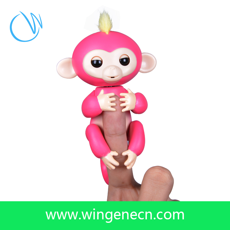 Factory Top Hot And New Fingerlings Interactive Baby Monkey Toys Finger Monkey