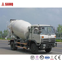 SINSIOTRUK SHACMAN HOWO NISSAN 4 m3 Concrete Mixer Truck