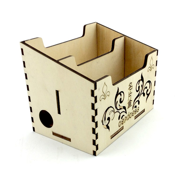 Wholesale Diy Laser Cut Wooden Business Card Boxes - Buy Business ...