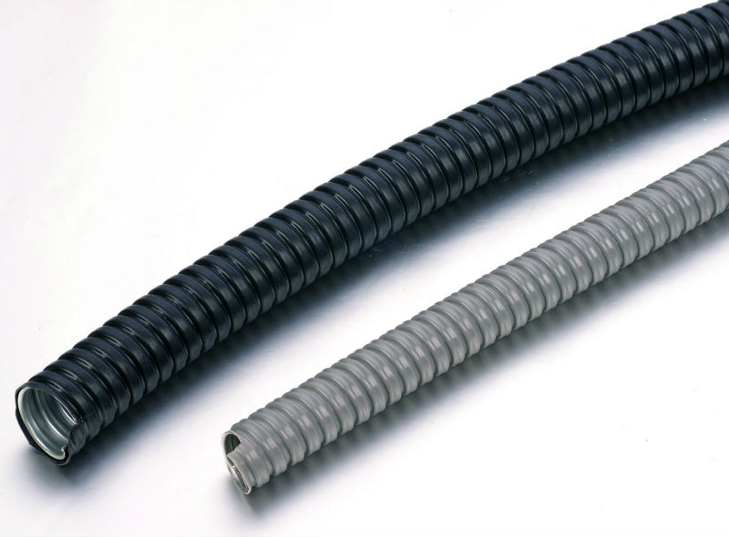 PVC coated galvanized steel flexible conduit JSH type
