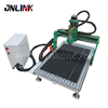 metal engraving machine / mini cnc router 600*900mm for aluminium / pcb cnc milling machine frame