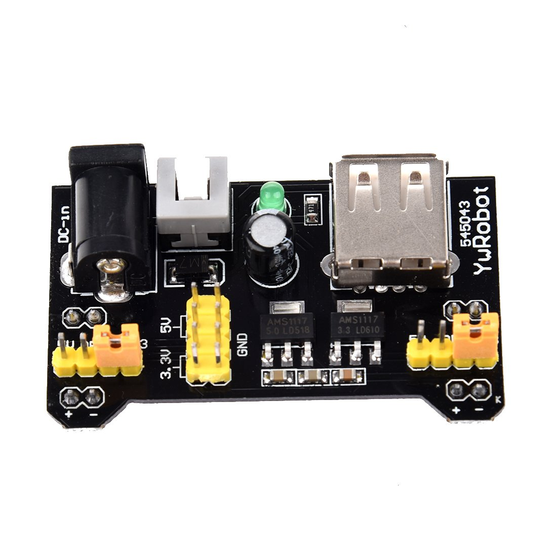 Cheap Power Supply Arduino Find Deals On Line Dc 12v To 5v Converter Circuit Uno Breadboard Get Quotations Sodialr 33v Module