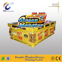 Ocean King 2 ocean monster arcade gambling machine/amusement gambling table machines