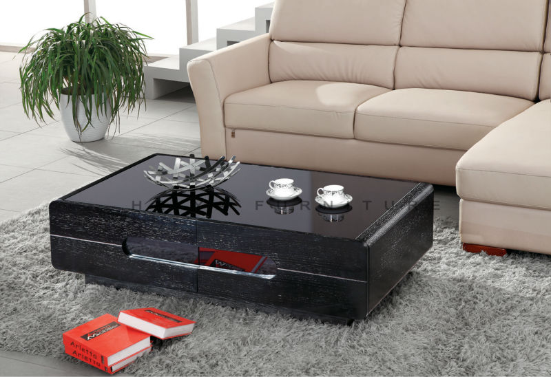 india wood carve coffee table furniture in black oak