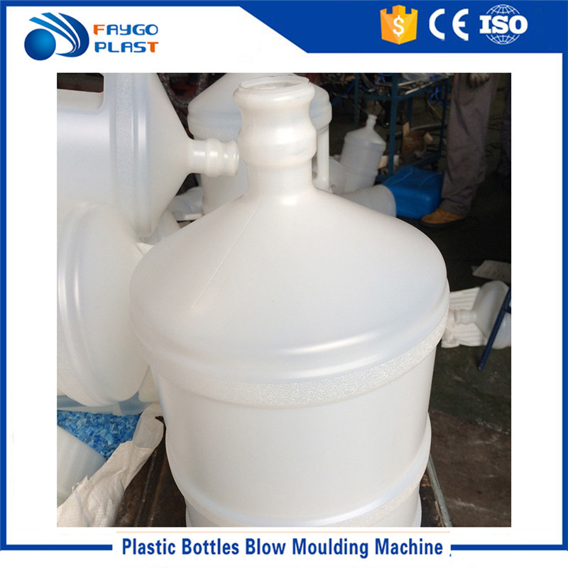 5 gallon hdpe drum blowing machine